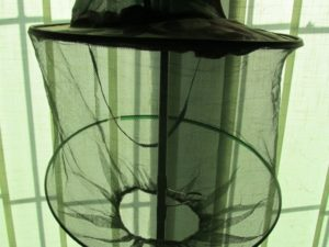 Šešir sa mrežicom protiv komaraca