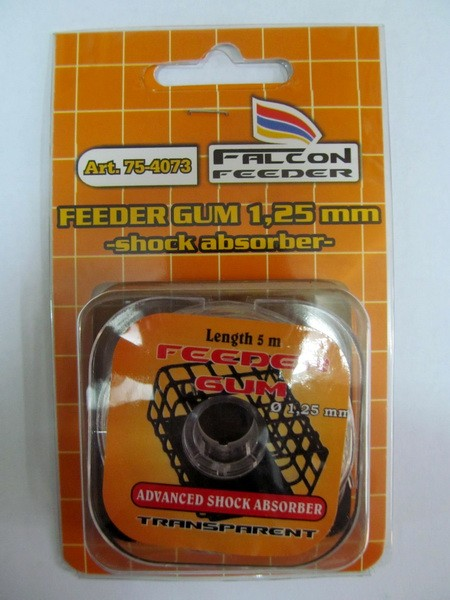 Falcon Feeder Gum Shock Absorber