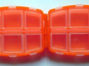 Plastična kutija za sitnice