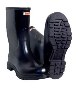 Tigar cizme - crne plitke