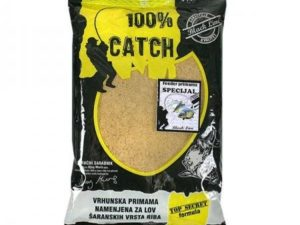 100% CATCH - SPEC. PRIHRANA FEEDER SARAN,BABUSKA,DEVERIKAZUTA 900gr