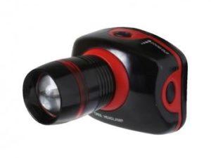 Naglavna lampa sa fokusom 1 LED HLM3W