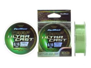 FORMAX FXN - CARP ULTRACAST 150m 0.30mm