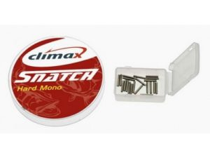 CLIMAX SNATCH HARD MONO 10m-13.6kg-20 crimps