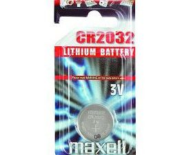 Maxell Baterija Cr 2032 Blister