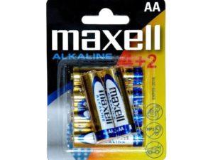 Maxell Baterija Lr 06 4+2 Blister