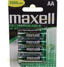 Maxell Baterija Punjiva R 6 2300Mah