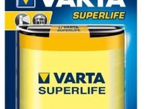 Varta SuperLife 3R12 4.5V cink-karbon baterija