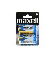Maxell Baterija Lr 20 Blister Super Alkalna
