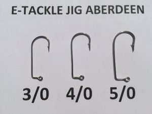 E-TACKLE JIG ABERDEEN