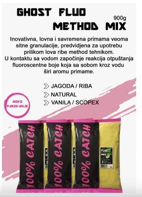BL Fluo Method Mix Vanila-Scopex 900g